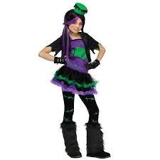 Fantasia Frankie Girl Halloween GG (12-14 anos)
