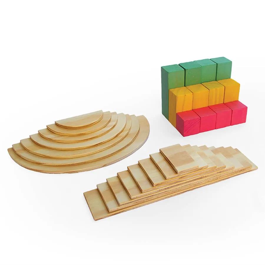 Coleção Mundo Formas (Montessori)