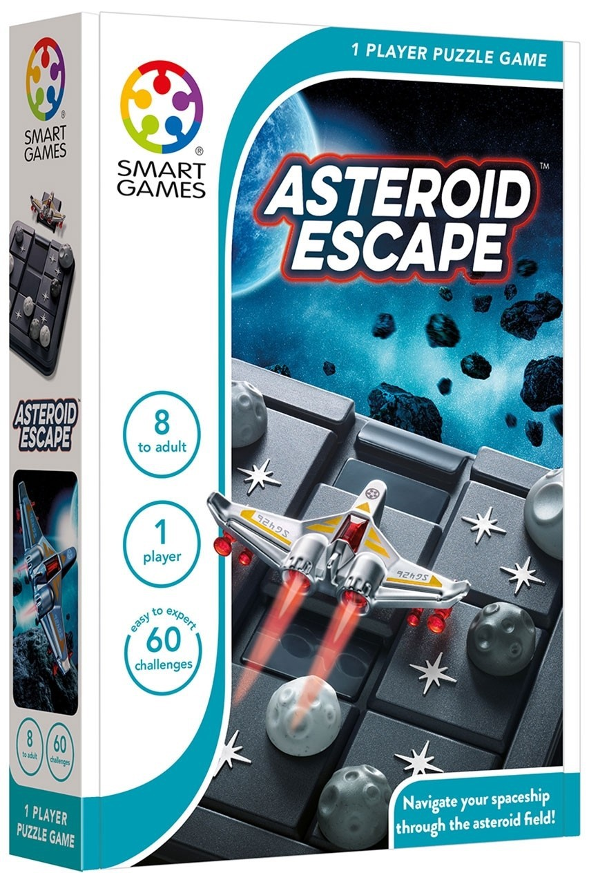 Fuga Espacial (Asteroid Scape)