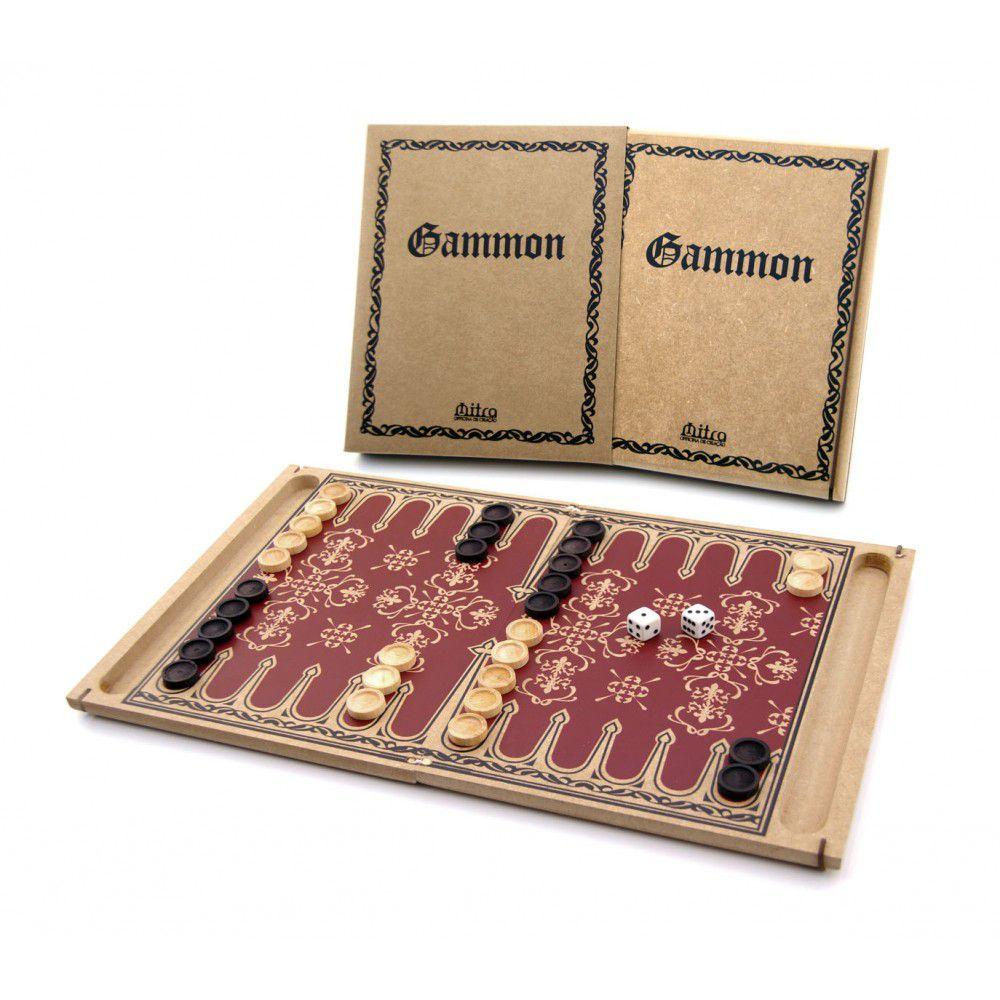 Gammon - Enciclopédia dos Jogos