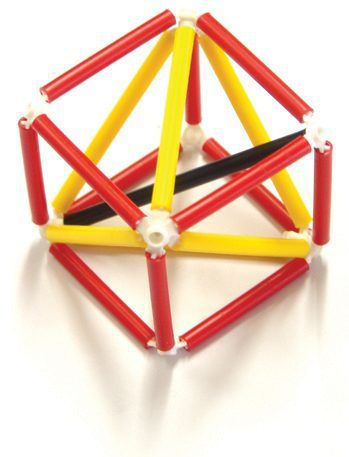 Geolig - Brinquedo construtivo 230 peças