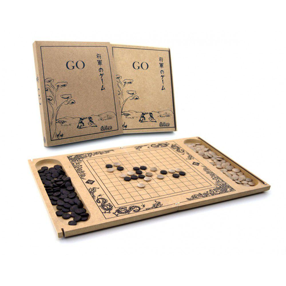 Go - Enciclopédia dos Jogos