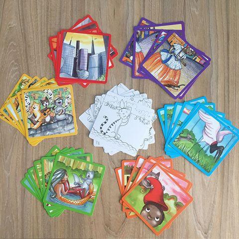 Historiando - Storytelling Card Game