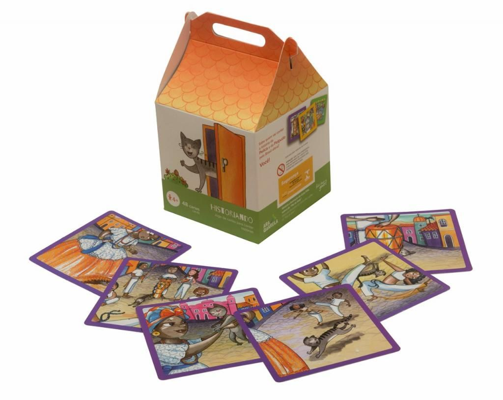 Historiando - Storytelling Card Game