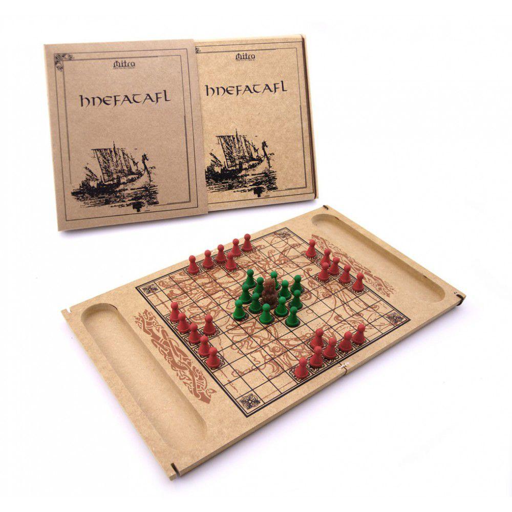 Hnefatafl - Coleção Enciclopédia dos Jogos