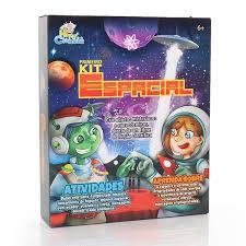 Hora da Ciência - Primeiro Kit Experiências Espaciais