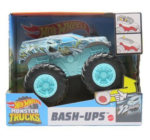 Hot Wheels Monster Truck 1:43 32 Degrees