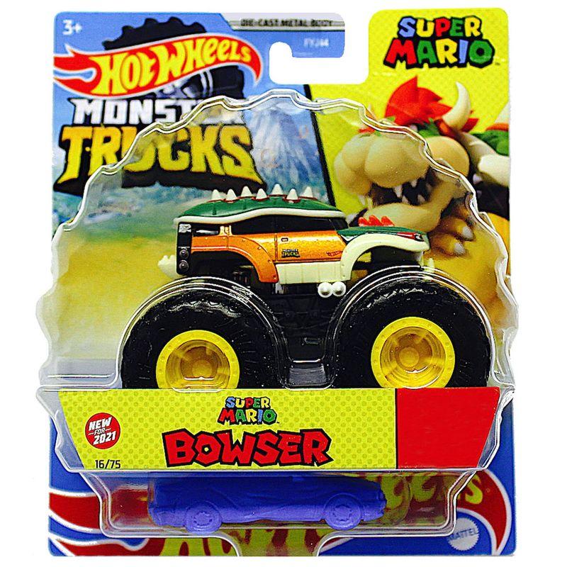 Hot Wheels Monster Truck 1:64 Browser