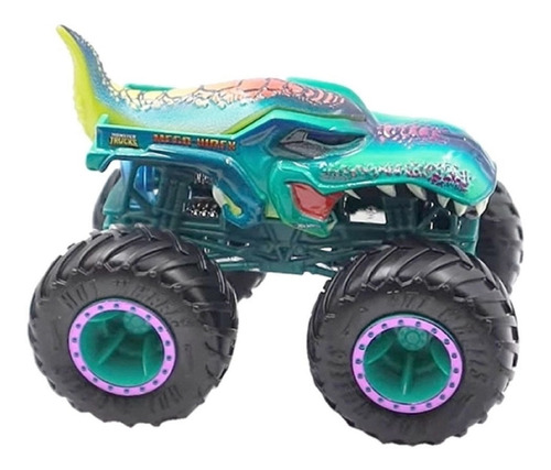 Hot Wheels Monster Truck 1:64 Mega Wrex