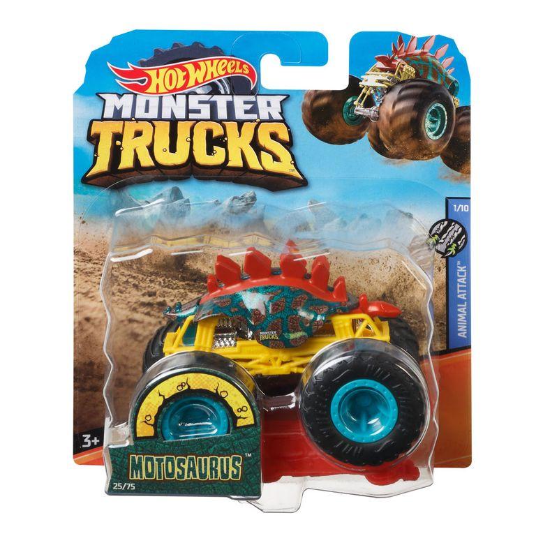 Hot Wheels Monster Truck 1:64 Motossaurus