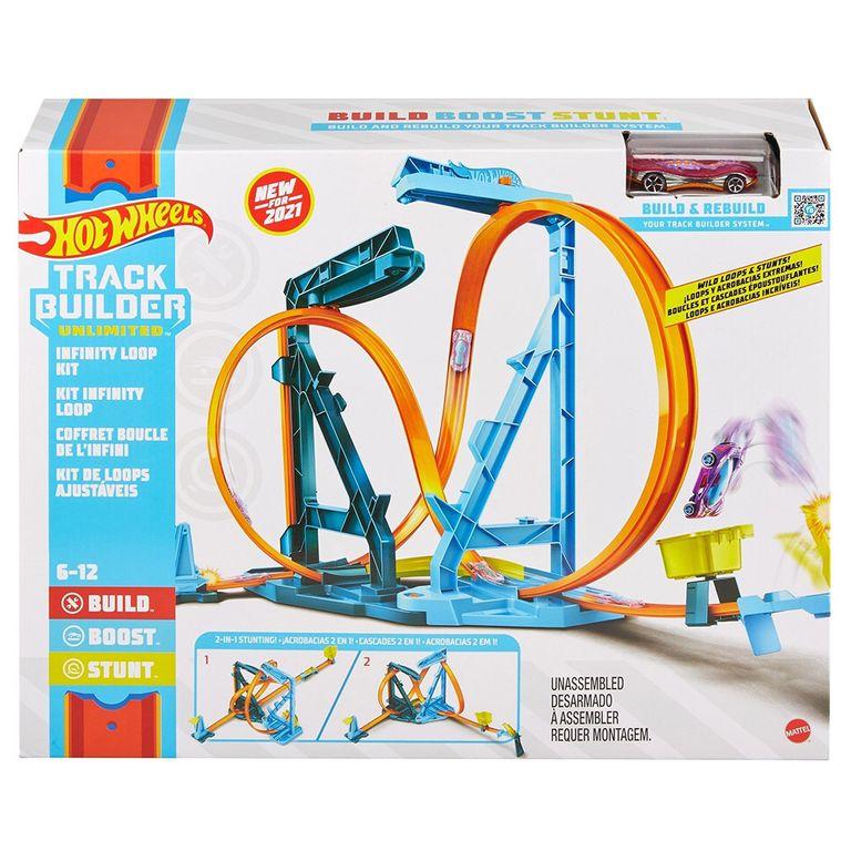Hot Wheels Track Builder Kit de Loop