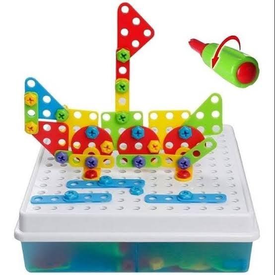 Imagination Building- 94 peças