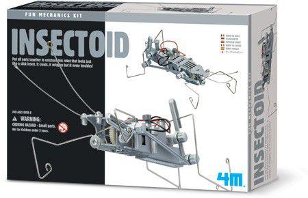 Insectóide Robótico - 4M