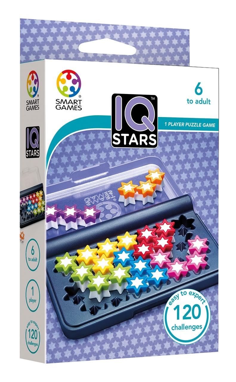 IQ Puzzler Stars - Desafie sua mente
