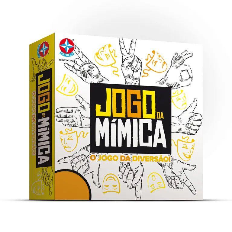 Jogo da Mímica