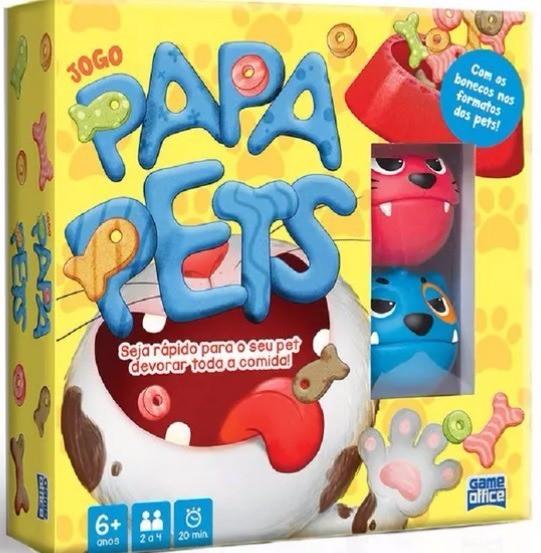 Jogo Papa Pets