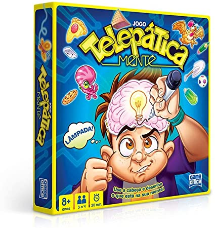 Jogo Telepatica Mente
