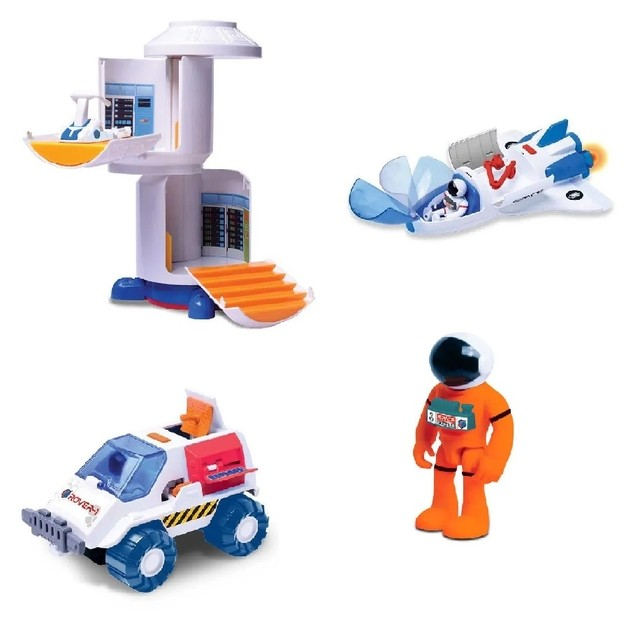 Playset Astronauta