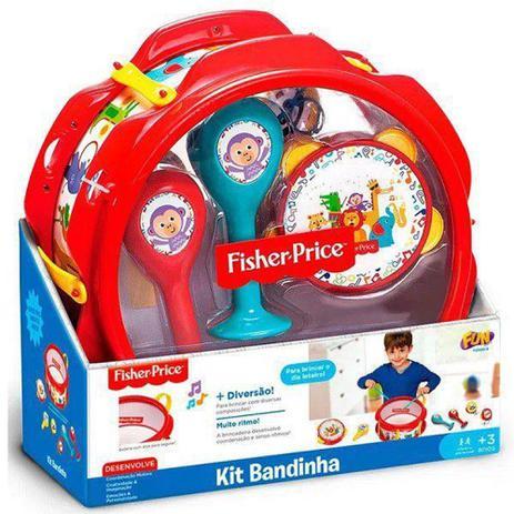 Kit Bandinha Musical - Fisher Price