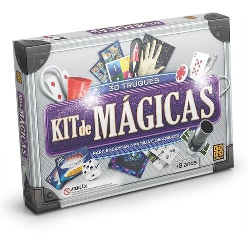 Kit de Mágica - 30 truques