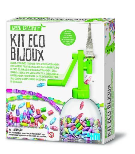 Kit Eco Bijoux  (Bijuterias ecológicas) 4M