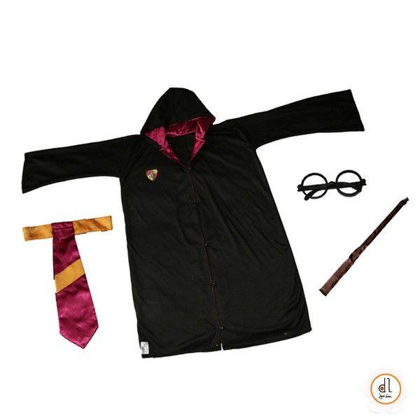 Kit Fantasia Feiticeiro (Harry Potter)
