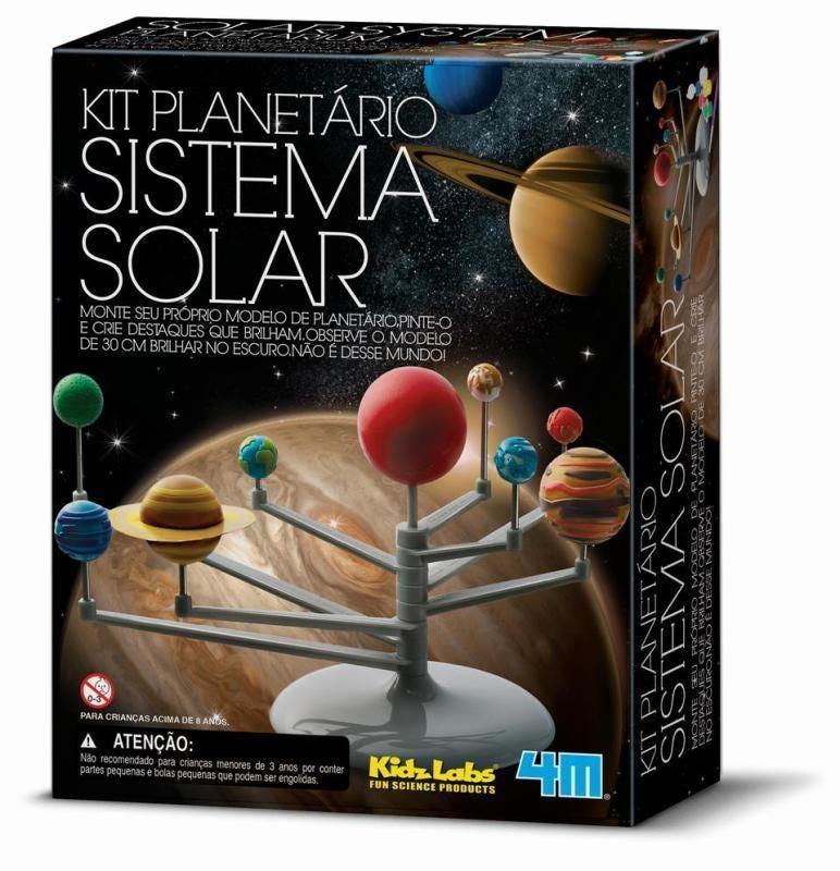 Kit Planetário Sistema Solar