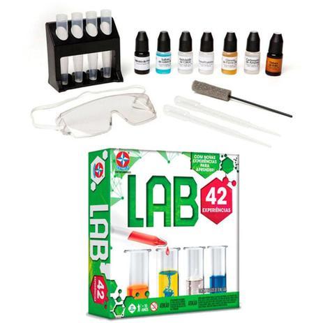 Lab 42 - Kit de experiências