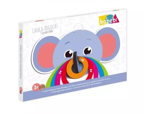 Lança Argolas Elefantinho