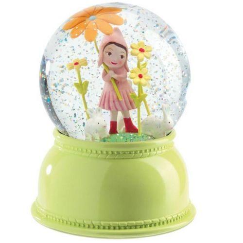 Luminária Francesa Bola de Neve Dejco - Doce Menina