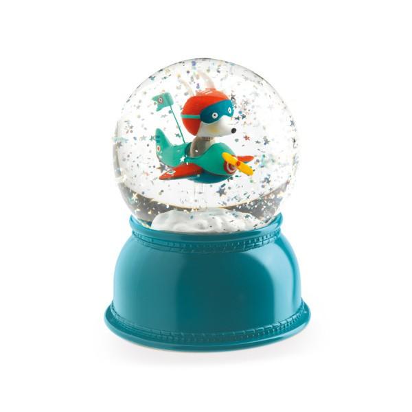 Luminária Francesa Bola de Neve Djeco - Aviador