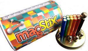 Barras Magnéticas com esferas Magstix- 20 peças