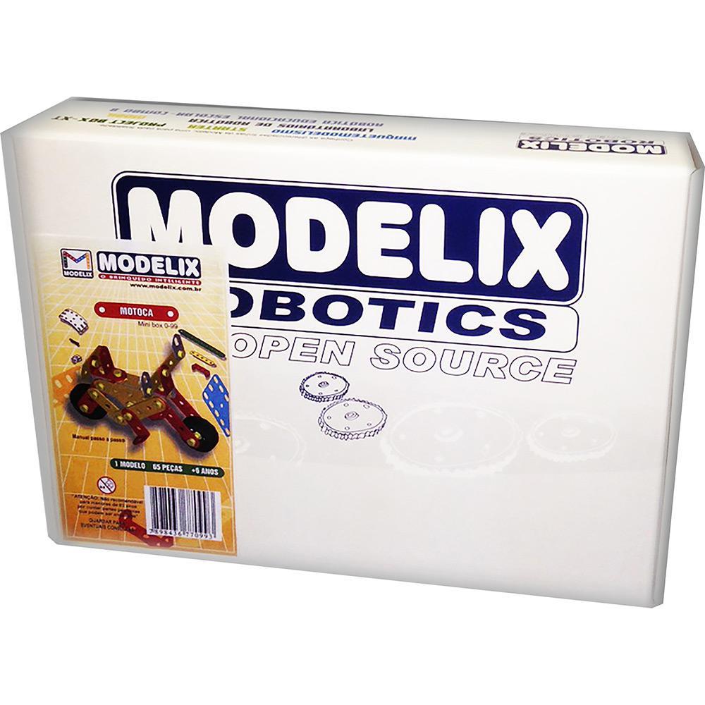 Mini Box Motoca