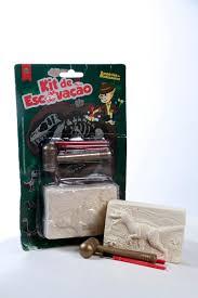 Mini Kit de Escavação de Dinossauro