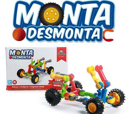 Monta e Desmonta - 24 peças