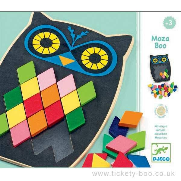 Mosaico Boo - Djeco