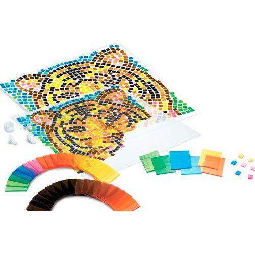 Mosaico de Janela Safari - 4M