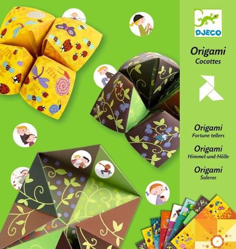 Origami Dobradura - Come Come
