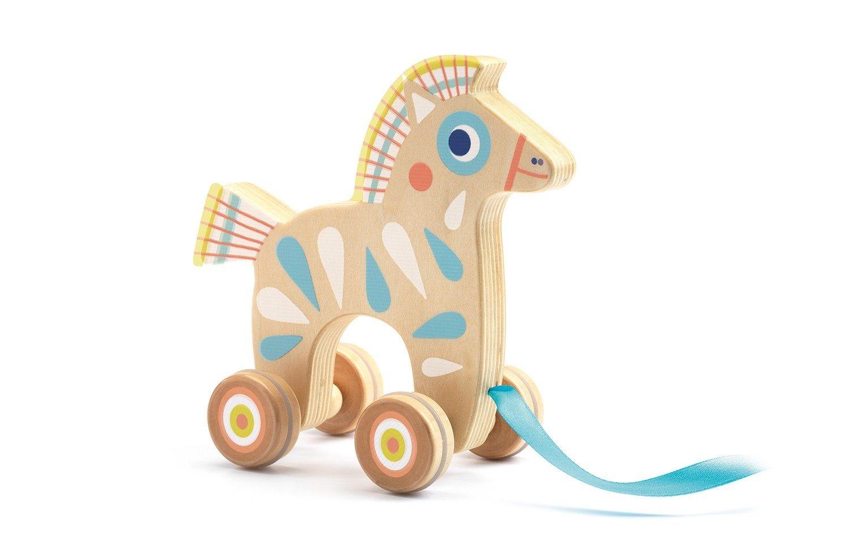 Para Puxar- Cavalo Djeco