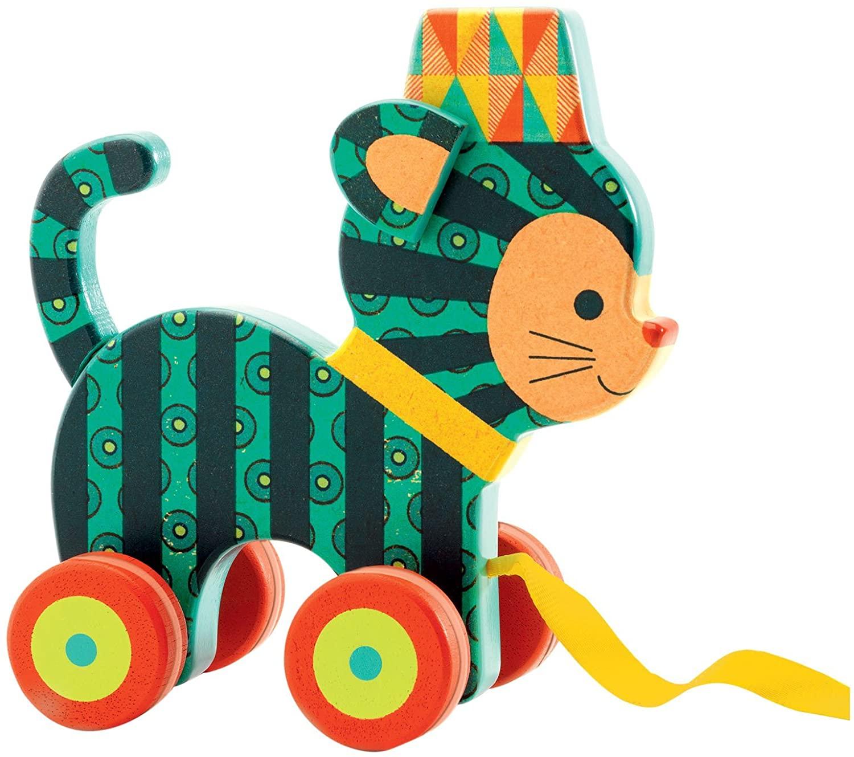 Para Puxar- Gato Djeco