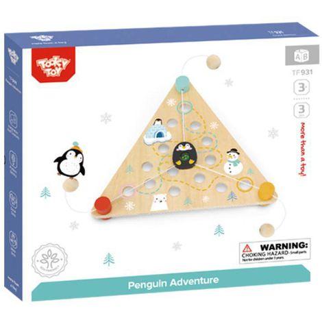 Pinguim Aventureiro