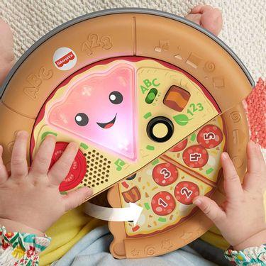 Pizza de Aprendizagem - Fisher Price