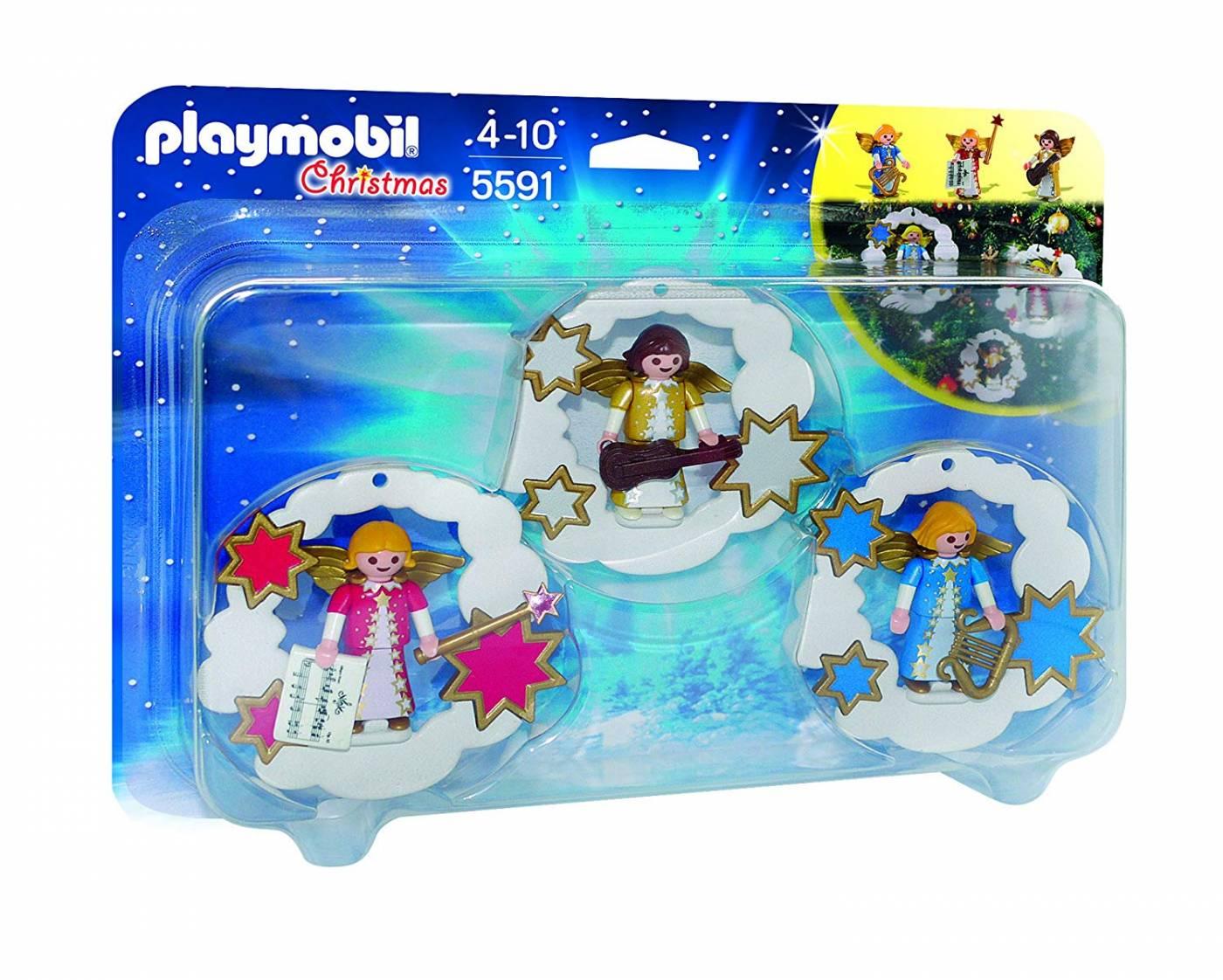 Playmobil Anjos Natalinos