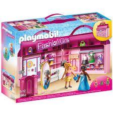 Playmobil Butique Fashion Girls