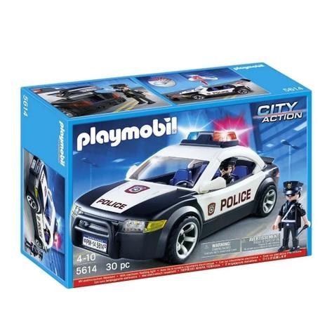 Playmobil City Action - Carro Polícia