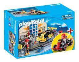 Playmobil City Action - Oficina de Kart