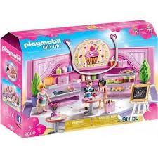 Playmobil City Life - Loja de Cupcakes
