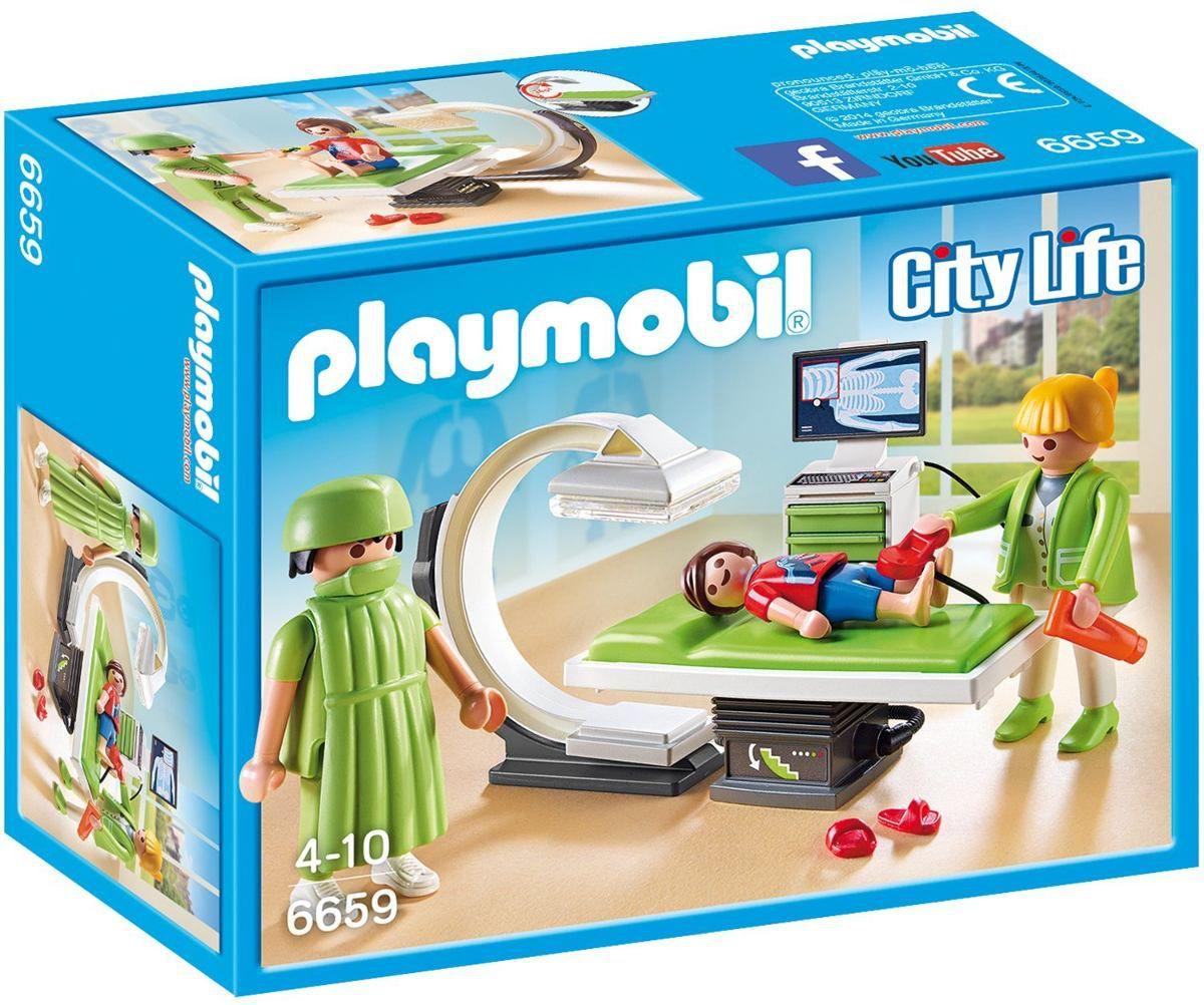Playmobil City Life - Sala de Raio X