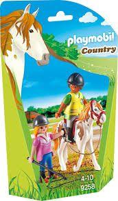 Playmobil Country - Instrutor de Equitação