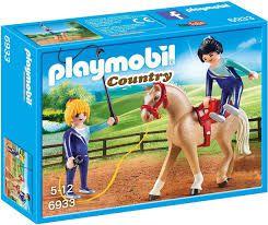 Playmobil Country - Treinamento de Ginastas com Cavalo